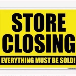 LAST CALL CLOSING ALL OFFRS ACCEPTED